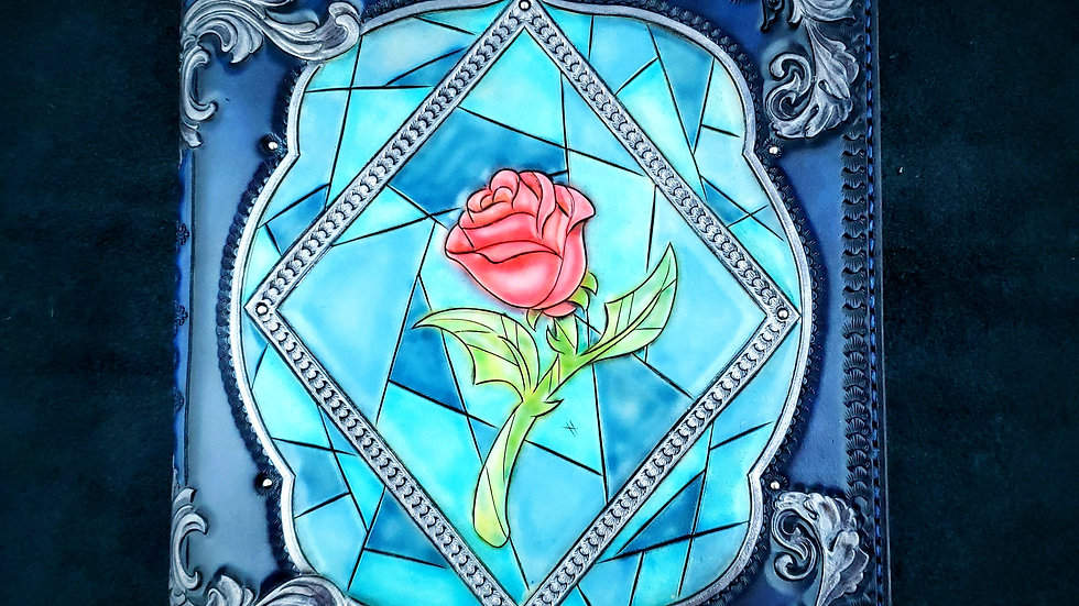 B&B Rose Journal