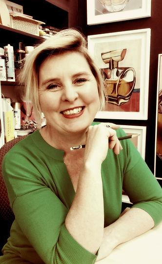 Gemma Donnellan Visual Artist, Perfume Art