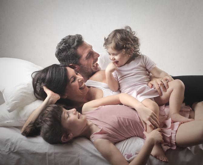 Padres seguros, Hijos felices