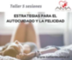 Flyer taller autocuidado y felicidad.png