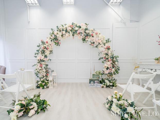 Flower & Decor: SimpleOne.Love