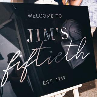 Jim's Fiftieth
