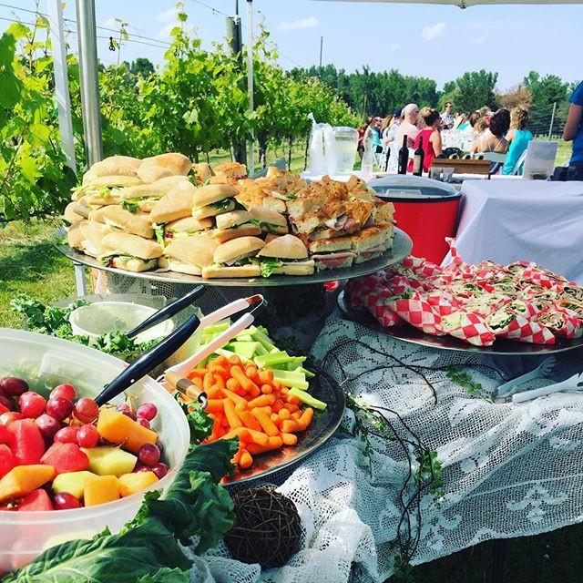 Dine in the Vines was a success at _roun