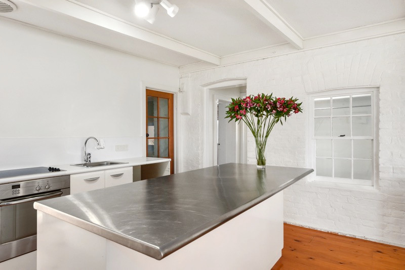 Large second kitchen