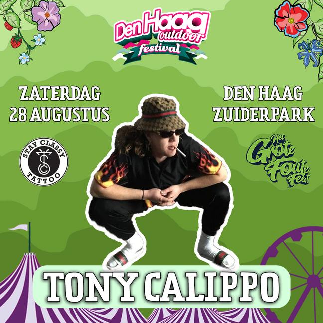 TONY CALIPPO