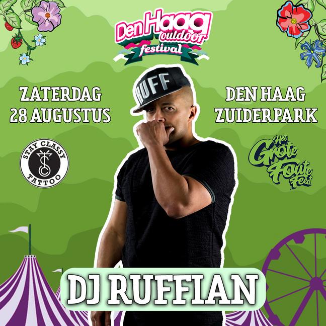 DJ RUFFIAN