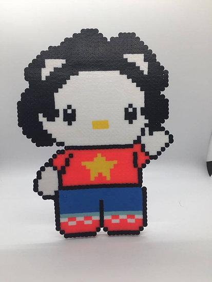 Hello Kitty Steven Universe
