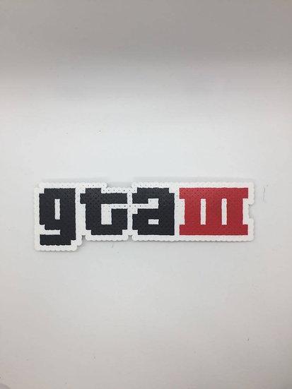 Grand Theft Auto III Title