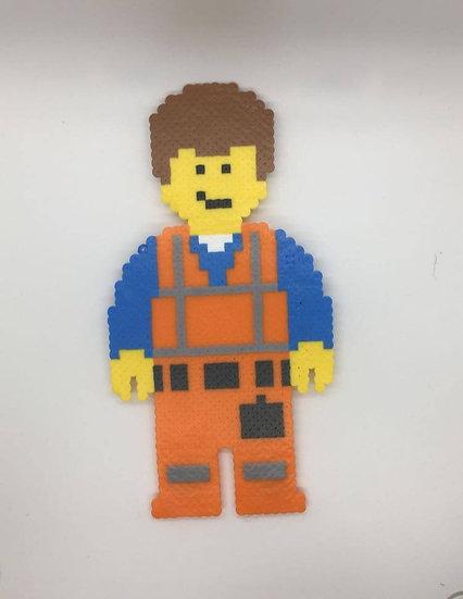 Emmett, The Lego Movie