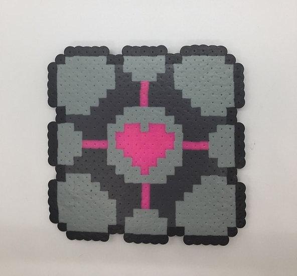 Companion Cube, Portal