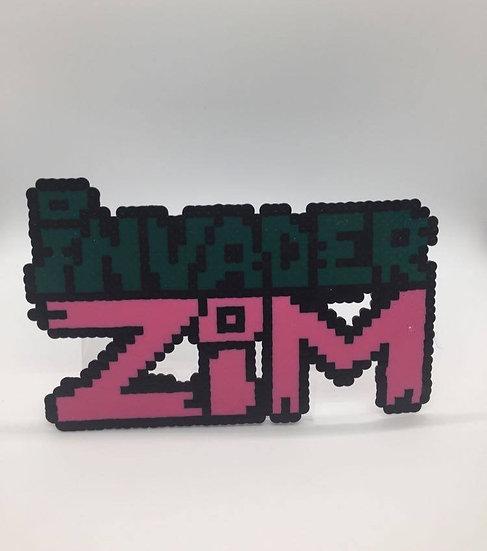 Invader Zim Title