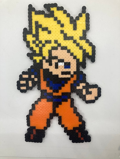 Super Sayian Goku, Dragonball Z