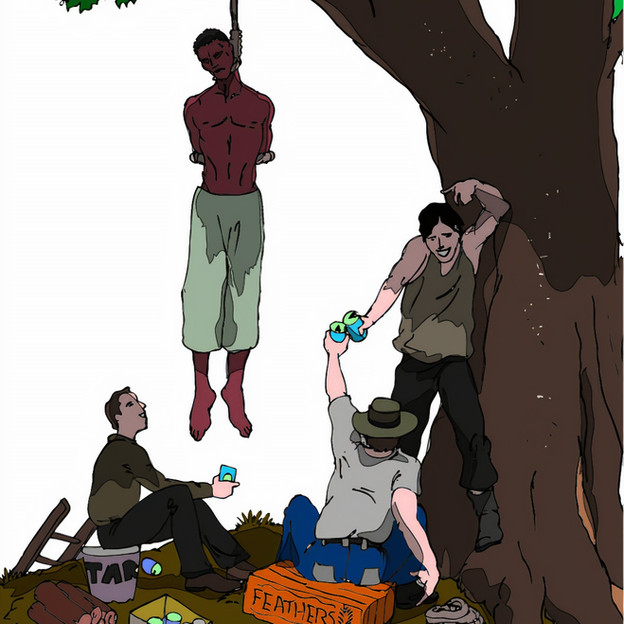 Lynching - Domestic Terrorism