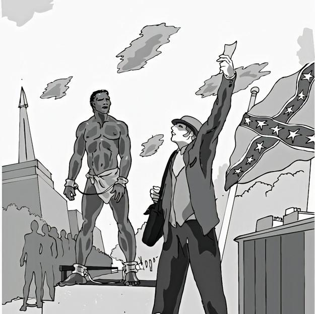 Slavery - The Main Ingredient