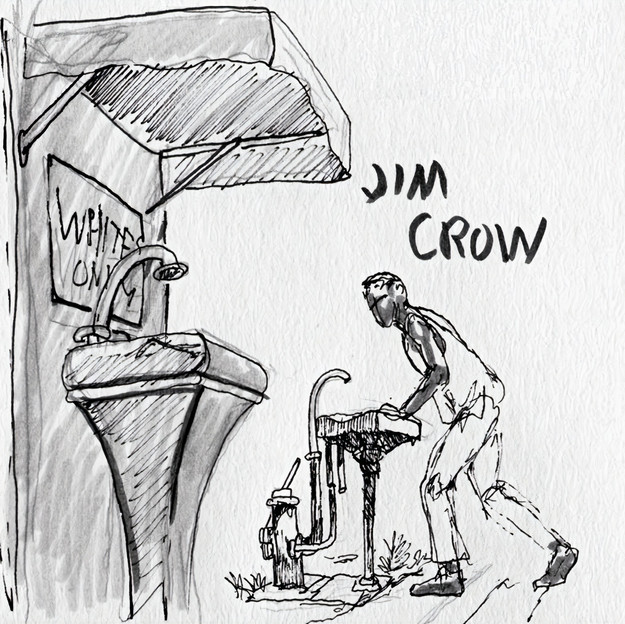 Jim Crow - The Psychological Torture Chamber