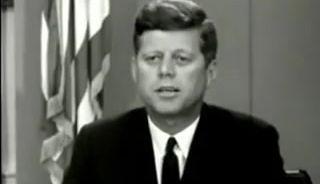 JFK, 1963 - Still relevant today!