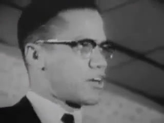 Malcolm X - Who Are You?