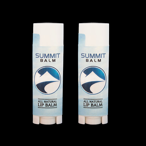 ALL NATURAL LIP BALM TWIN PACK