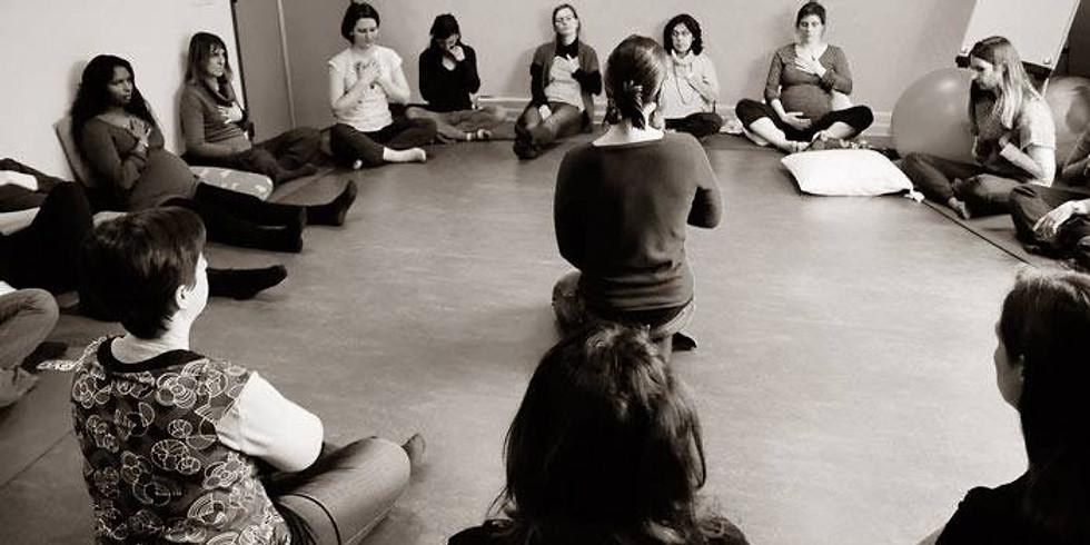 Atelier de chant prénatal