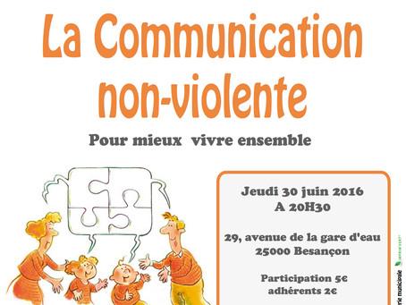 Rencontre : Communication Non Violente