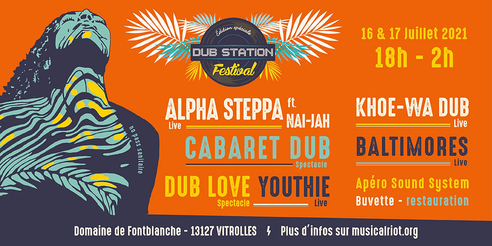 Dub Station Festival 2021