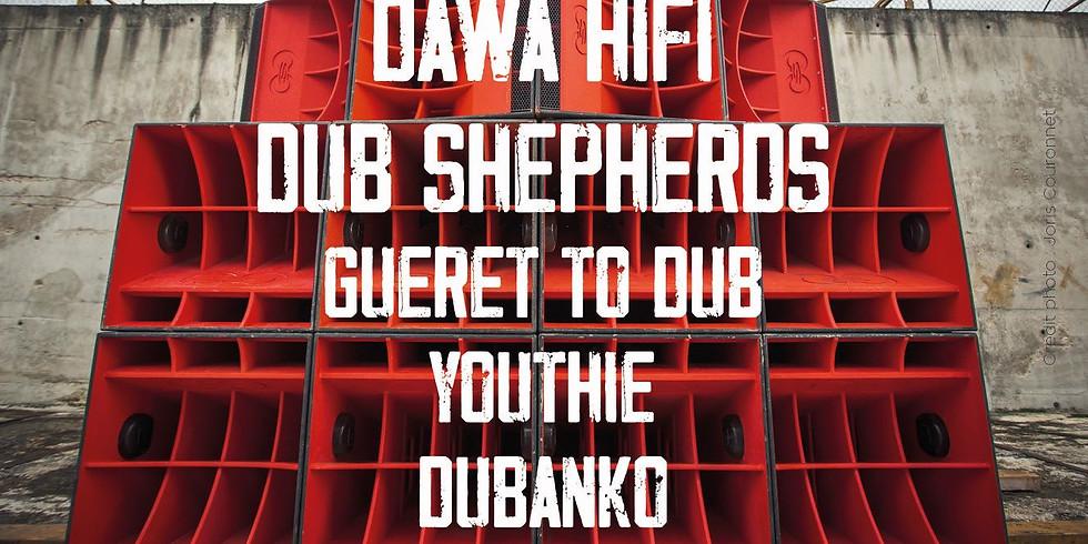 DUB Ô 109 Dawa Hifi, Dub Shepherds - 109 Montluçon [03]