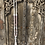 Thumbnail: Long dull pink gem tassel necklace