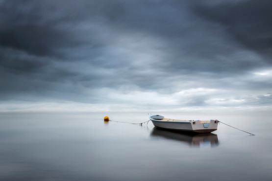 The Lone Dinghy