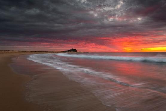 Nobbys Beach Newcastle