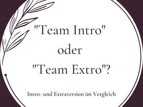 Bist Du introvertiert oder extravertiert?