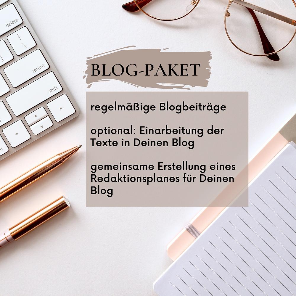 Blogbeiträge schreiben lassen