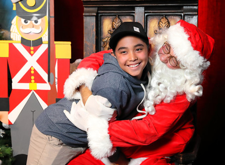 Santa has Arrived: Kidz First Christmas Party