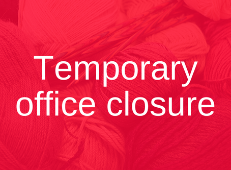 Middlemore Foundation temporary office closure