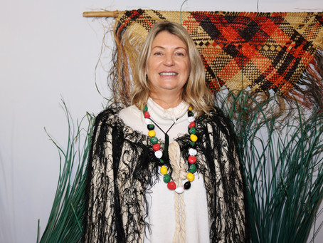 Farewell to our amazing CEO, Sandra Geange