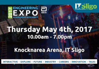 Neratek Engineering Expo 2017 at ITSligo Knocknarea Arena, Sligo, Ireland