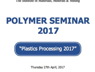NeraTek Exhibits at IOM Polymer Seminar