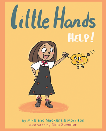 Little Hands Help_Morrison_Front Cover.p