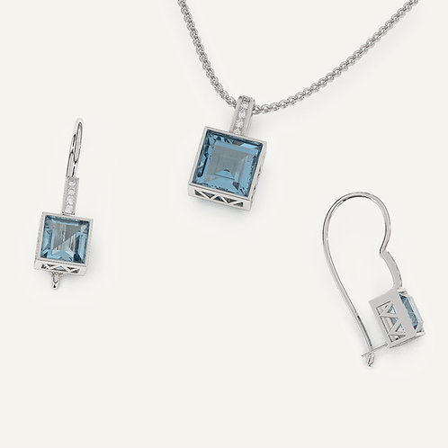 Aquamarine Set