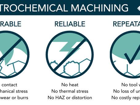 No Machining Stressors Infographic