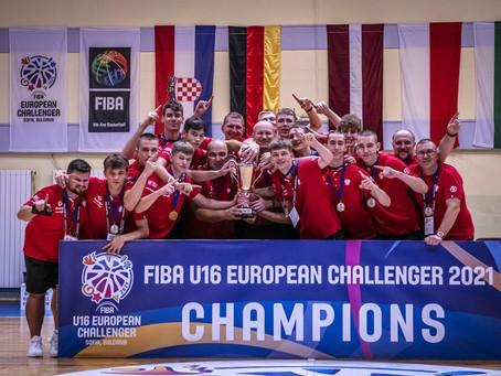 Event Recap: 2021 FIBA U16 Euro Challengers