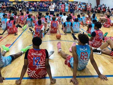 Event Recap: Pangos All-American Camp