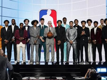 2021 NBA Draft Recap