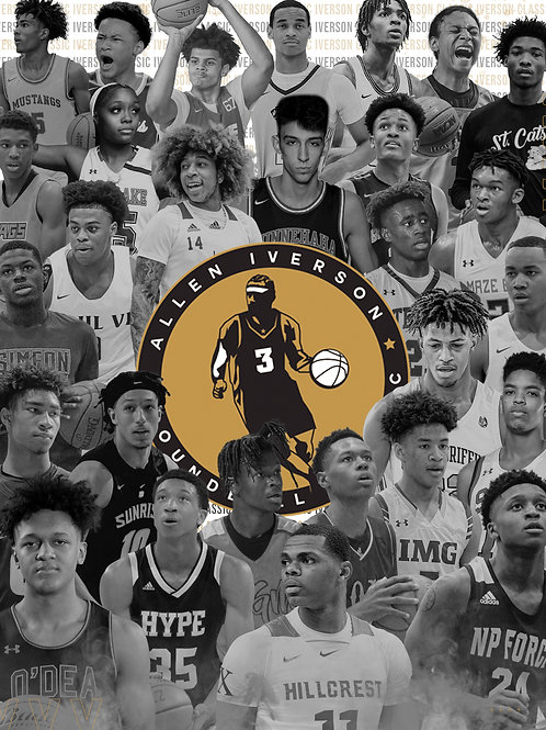 Exclusive 2021 Iverson Classic Player Info Packet (digital version)