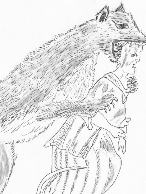 Beware the Beast of Gevaudan