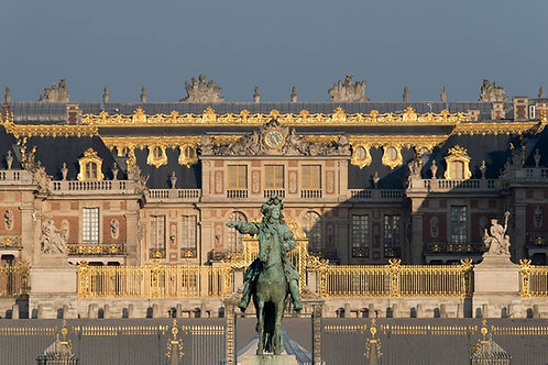 Zevallos Family - Versailles and Louvre deposit