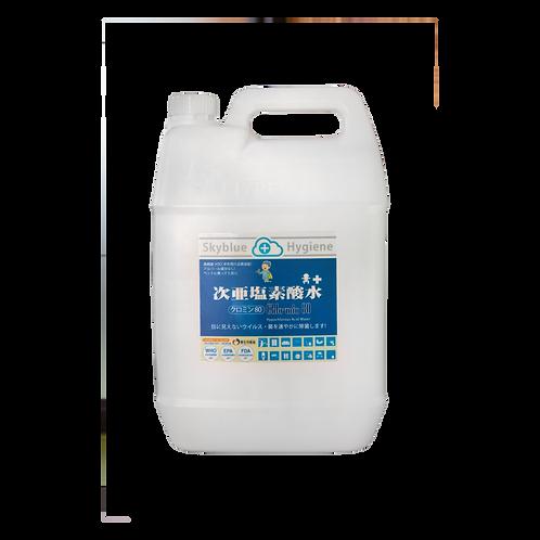 次亞鹽素酸水 (霧化配方)