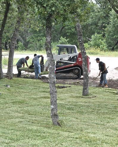 Landscape Company La Vernia TX