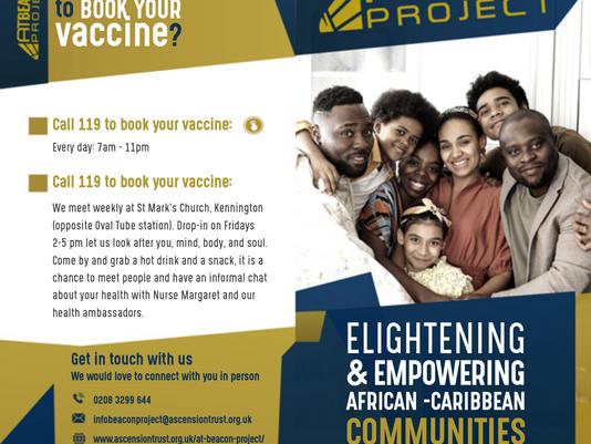 Enlightening & Empowering AFRICAN-CARIBBEAN Communities