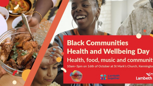 Black Communities Health and Wellbeing Day in Lambeth