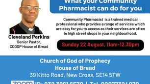 What your community pharmacist can do for you?